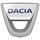 čelní sklo Dacia