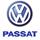 čelní sklo Passat