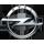 celni Opel sklo