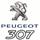 čelní sklo Peugeot 307
