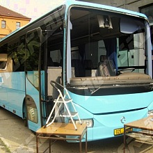 Autosklo Praha 10