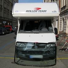 Autosklo Praha 8