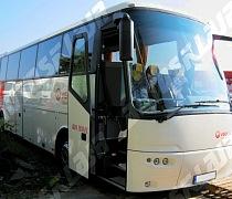Autobusová skla 1